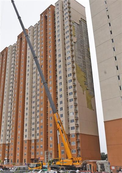 北京将严查房屋渗漏外墙脱落等 政策性住房是重点
