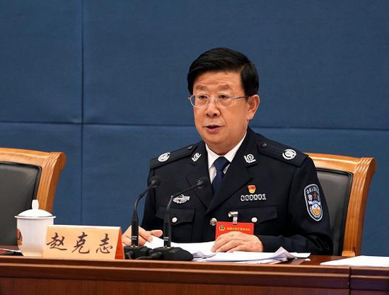 1月18日至19日,全国公安厅局长会议在京召开,国务委员、公安部党委书记、部长赵克志出席并讲话。