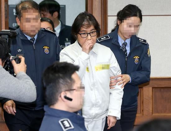 朴槿惠一审宣判将被直播 其曾写信明确反对