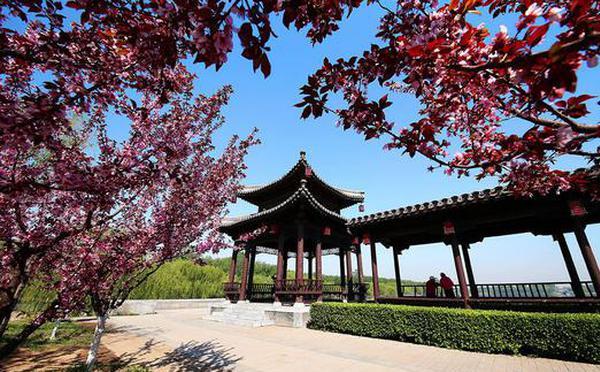 """送您一份家门口的""""北京绿""""旅游导航"""