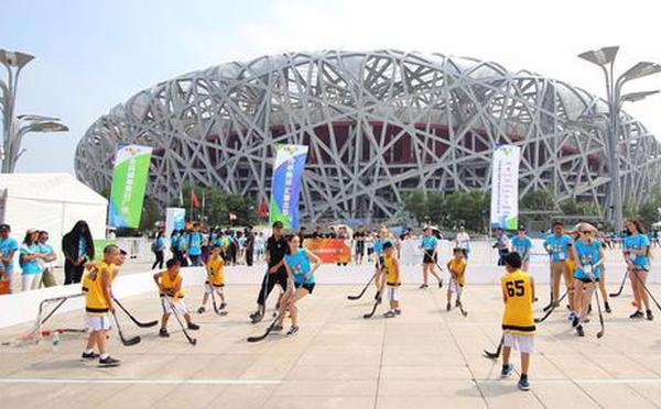 北京欢迎你 让传统体育项目走向世界
