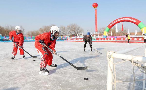 冬奥会进入北京时间 延庆四块户外冰场将启用