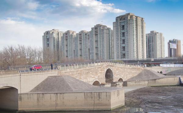 """北京573岁八里桥将""""退休"""""""