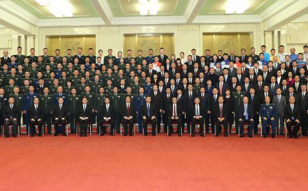 新中国成立70周年庆祝活动总结会议举行
