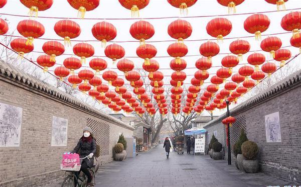 北京复工见闻