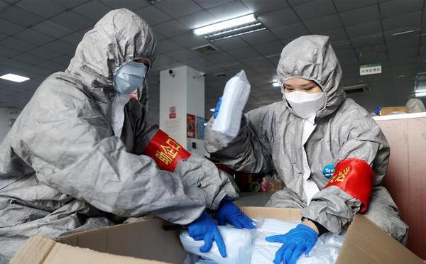 深圳:百万只口罩助企复工复产