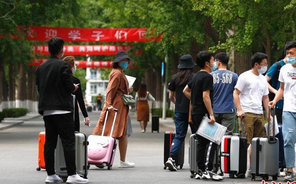 北京化工大学演练防疫迎复课