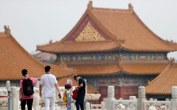 北京故宫将启动卫生间升级改造工程