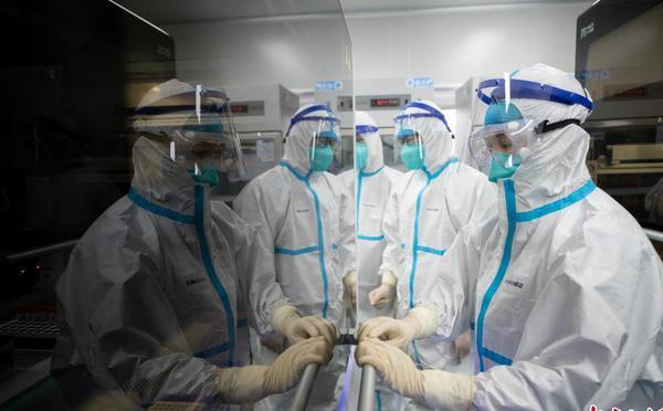 探访山西省城市核酸检测基地