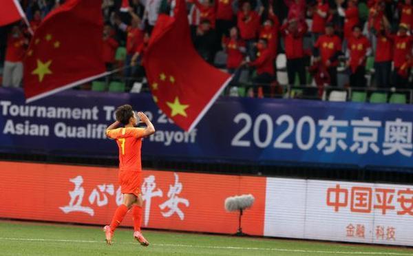 中国女足拼下东京奥运会入场券