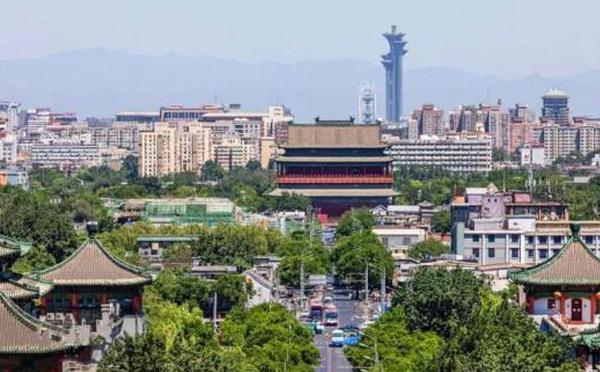 北京中轴线商业街市启动复兴计划