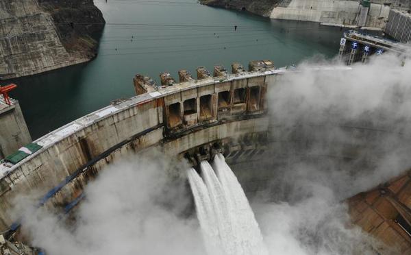 探訪世界在建最大水電站白鶴灘水電站