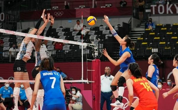 中国女排结束东京奥运之旅
