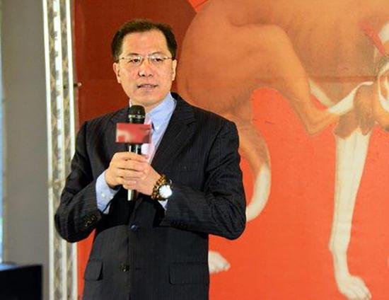 嘉义副县长吴芳铭 资料图
