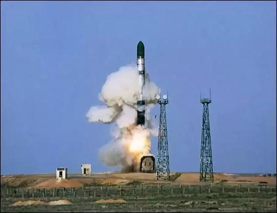 "SS-18""撒旦""洲际弹道导弹"