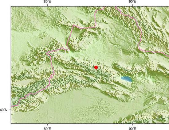 新疆沙湾县发生3.2级地震 震源深度6千米