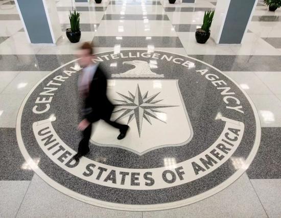 美国中情局大厦资料图,图片源于视觉中国