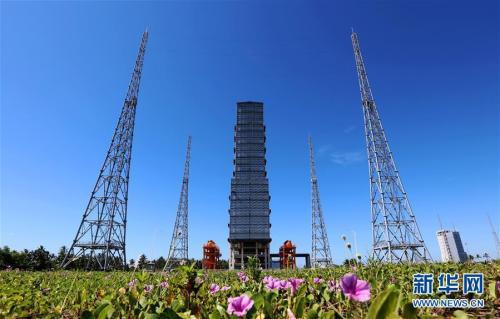 图为文昌航天发射场。 新华社记者 曾涛 摄 图片来源:新华网