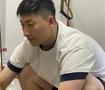 上海男子撞脸马龙