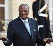 几内亚总统孔戴被扣押