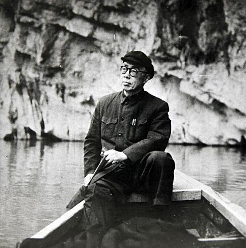 田汉也是戏曲作家、小说家、词作家、诗人,中国现代戏剧三大奠基人之一。中国戏曲学院供图