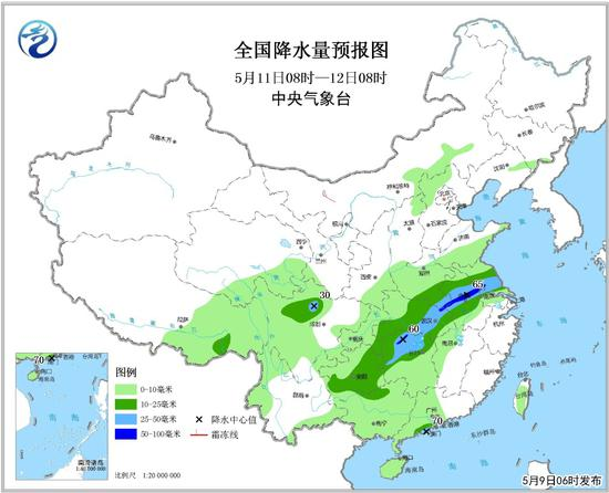 以上图片来自中国天气网