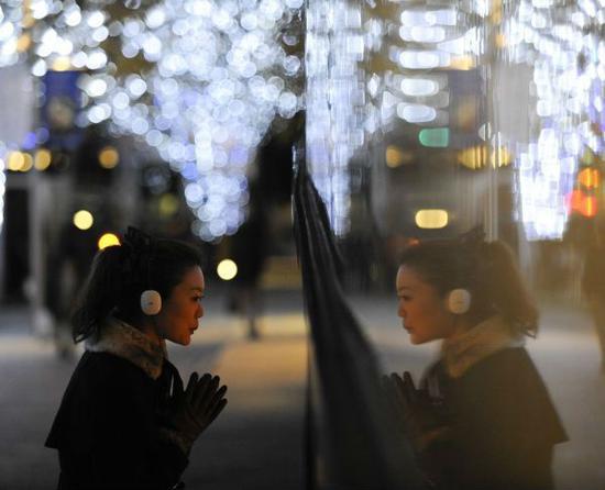 一个人过也不赖 日本圣诞消费发生变化