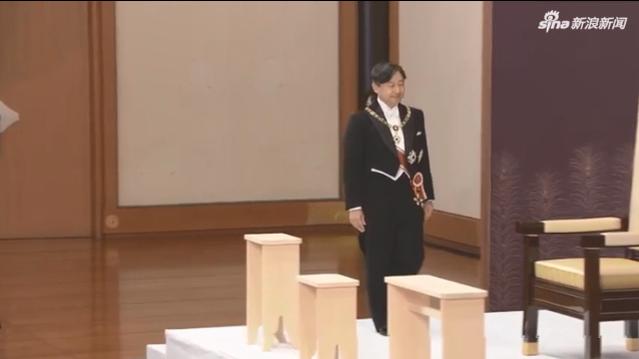 日本对比利时_日本新天皇德仁:为国家继续发展和世界和平祈祷