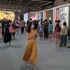 香港再現觀展人潮