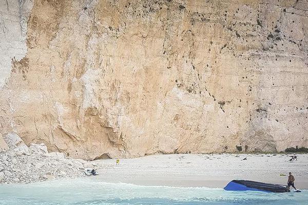 希腊东南海域发生5.0级地震 震源深度29.4公里