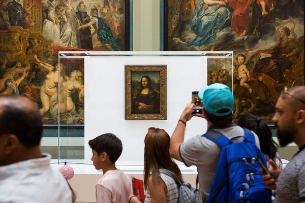 """卢浮宫500岁《蒙娜丽莎》搬家 上次""""出门""""还是45年前"""