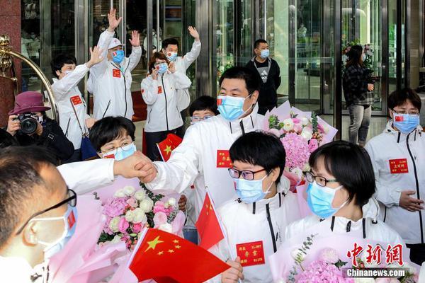 天津支援湖北医疗队返津216名队员解除医学隔离