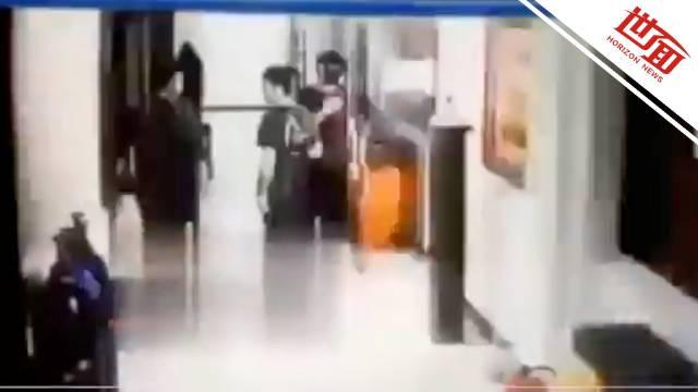 伊拉克一新冠定点医院爆炸