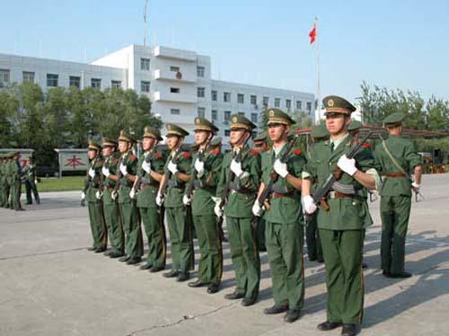 中国兵役制。资料图