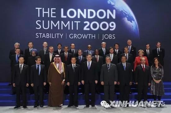 英国伦敦峰会