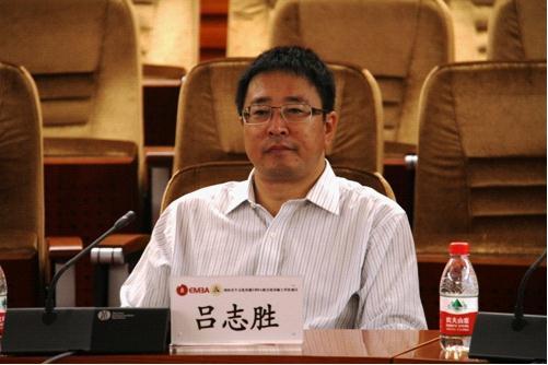 中国传媒大学副校长吕志胜