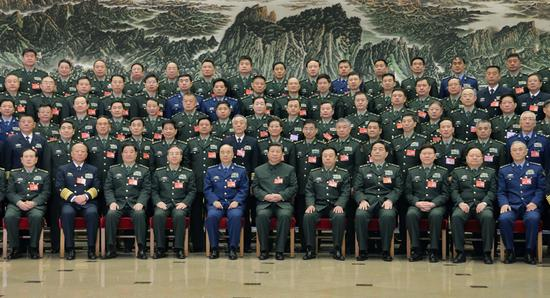 深化国防和军队改革正式启动