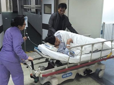 北京999回应南航急救门患者:不应该误导社会舆论