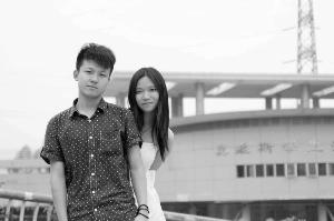 姚润樾和小易是参加志愿活动时相识并相恋