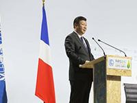 习近平在气候变化巴黎大会开幕式上讲话(全文)
