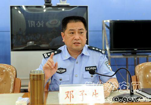 河南沁阳公安局长坠亡被指与另一
