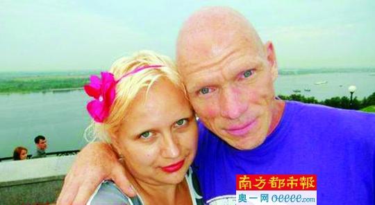 别洛夫和妻子乌丽娅也曾是幸福的一对,不过在案发前,妻子要求离婚。