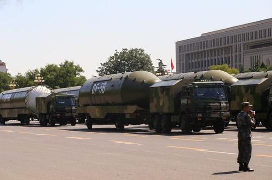 俄媒:中国核技术比肩美俄 核导弹潜艇开始巡逻