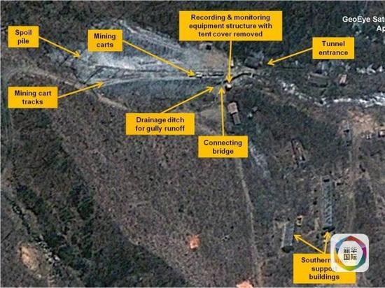解密朝鲜丰溪里核试验场藏着什么秘密