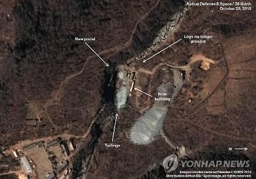 解密朝鲜丰溪里核试验场藏着什么秘密1