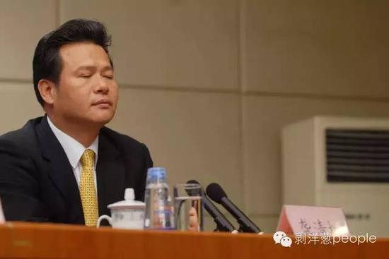 1月19日晚,中纪委网站发布消息: 中共中央台湾工作办公室、国务院台湾事务办公室副主任龚清概涉嫌严重违纪,接受组织调查。