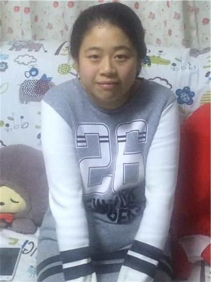 北京女孩李雪23岁