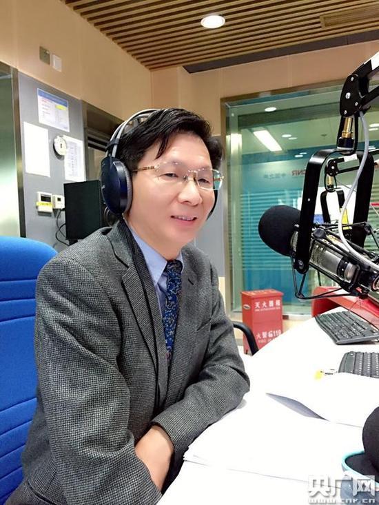 中国铁路总公司运输局营运部副主任黄欣