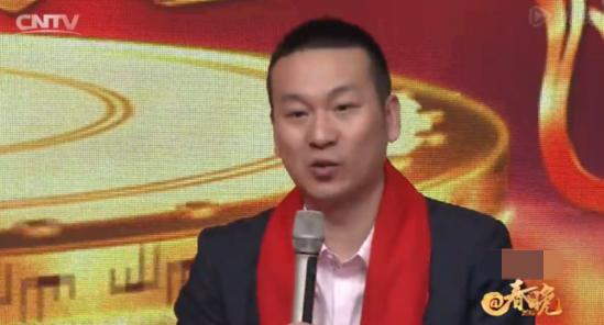 猴年春晚总导演吕逸涛。