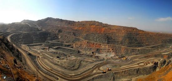 20世纪60年月开辟的水厂铁矿当今仍在生产。图片来自网页